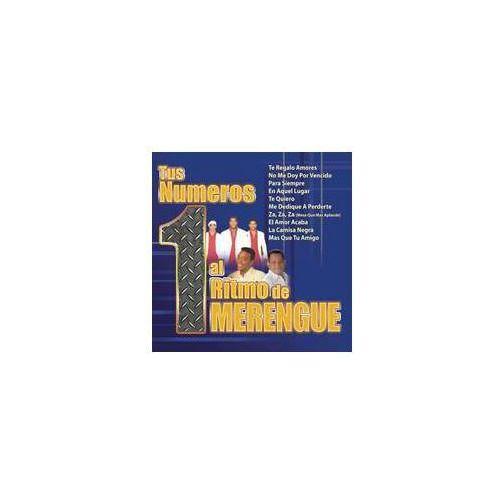 Tus Numeros 1 Al Ritmo De Merengue / Różni Wykonawcy