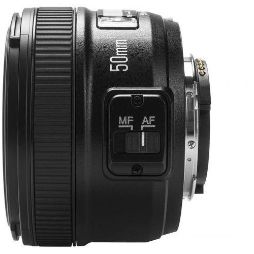 Yongnuo YN 50mm f/1.8 Canon - produkt w magazynie - szybka wysyłka!, 13041