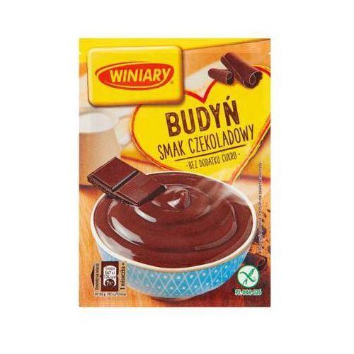 Winiary 38g budyń o smaku czekoladowym bez cukru marki Nestle