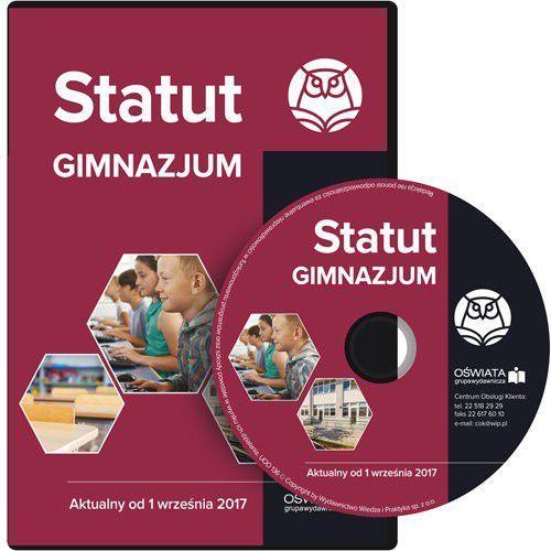 Statut gimnazjum Aktualny od 1 września 2017 (2017)