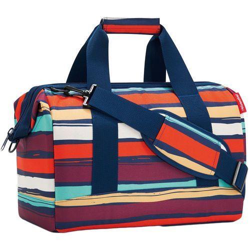 Reisenthel Allrounder M torba podróżna weekendowa / RMS3058 - Artist Stripes, MS3058