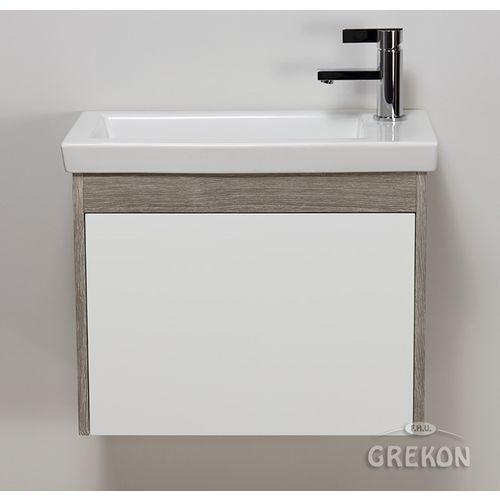 Szafka łazienkowa z umywalką 60/31 seria Platum B
