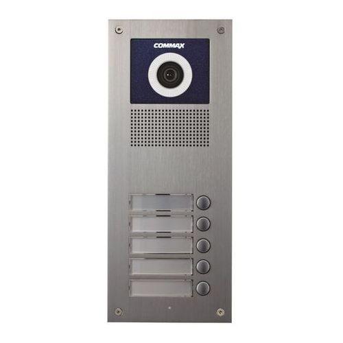 DRC-5UC/RFID Stacja bramowa 5-abonentowa z kamerą i czytnikiem kart RFID COMMAX, DRC-5UC/RFID