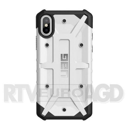 UAG Pathfinder Case iPhone X (biały), kolor biały