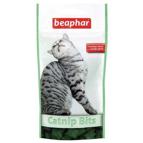Beaphar  catnip bits przysmaki dla kota z kocimiętką 150g