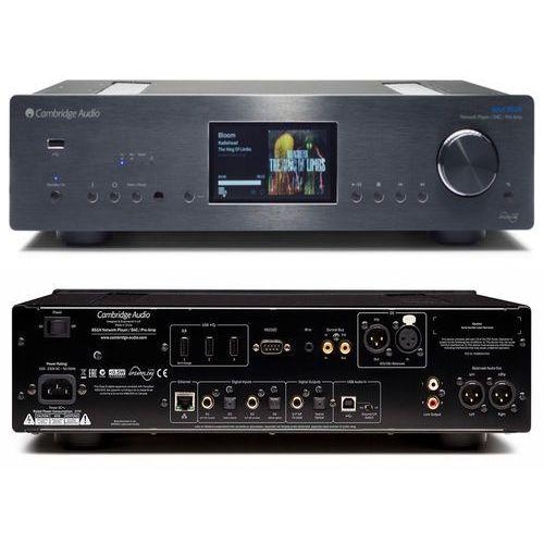 Cambridge Audio AZUR 851N - Srebrny - Czarny