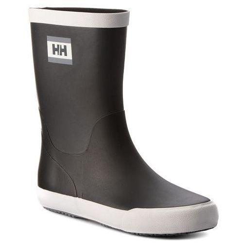 Kalosze HELLY HANSEN - Nordvik 111-98.990 Black/Off White/Mid Grey (Matte), 40-45.5