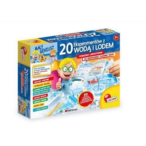 Liscianigiochi 20 eksperymentów z wodą i lodem - lisciani giochi
