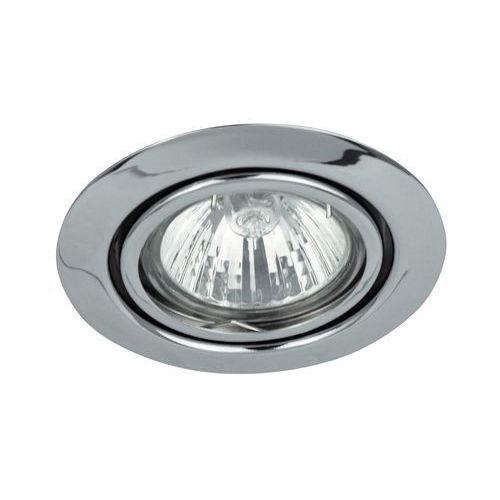 Oczko lampa sufitowa oprawa wpuszczana Rabalux Spot relight 1x50W G 5.3 chrom 1092 (5998250310923)