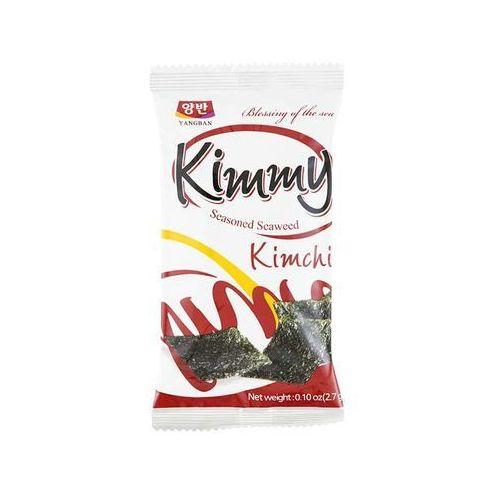 Algi Nori snack o smaku Kimchi 2,7 g Dongwon