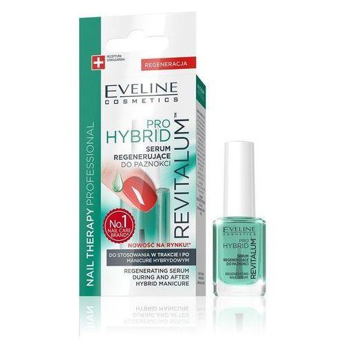 Eveline Nail Therapy Serum regenerujące do paznokci Pro Hybrid Revitalum 12ml
