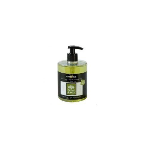 Mydło w płynie Aleppo 100% oleju laurowego OLIVE ET MOI, 500ml - Saryane (1), NAJ52