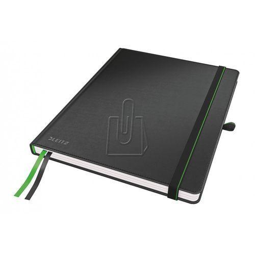 Leitz Notatnik Complete rozmiar iPada czarny w kratkę (10K314A) Darmowy odbiór w 20 miastach!