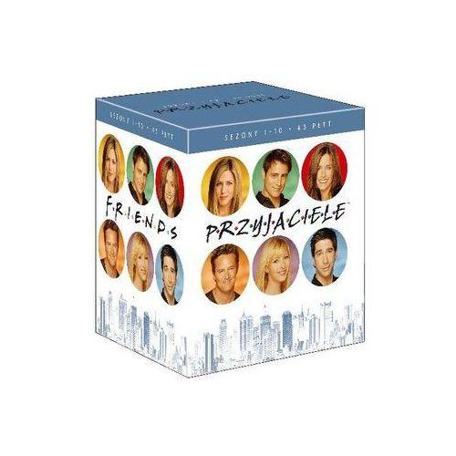 Przyjaciele: Kompletna kolekcja sezon 1-10 (45xDVD) - Galapagos (7321908263612)