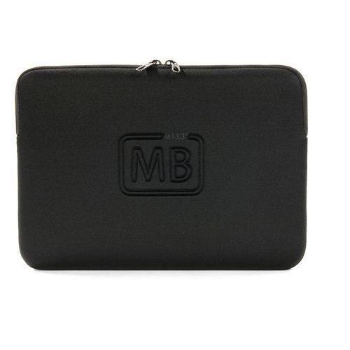 TUCANO Elements MacBook Air 13 second skin etui black DARMOWA DOSTAWA DO 400 SALONÓW !!, BF-E-MBA13