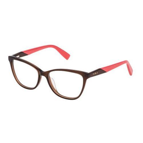 Furla Okulary korekcyjne  vu4997 06w8