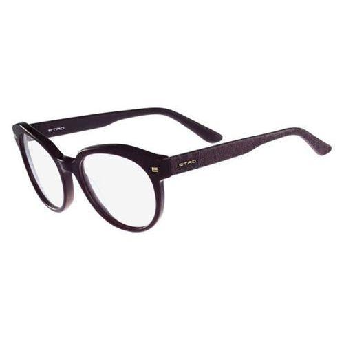 Etro Okulary korekcyjne et 2611 519