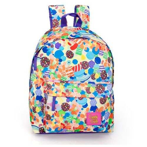 J.m. inacio plecak młodzieżowy candy crush (5607372710398) darmowy odbiór w 21 miastach!