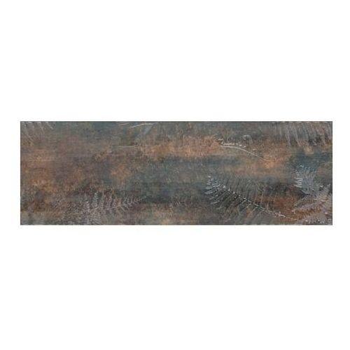 Paradyż Dekor kalahari 25 x 75 cm rust c