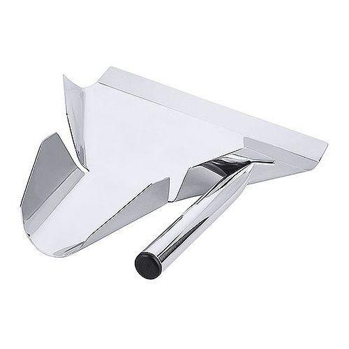 Contacto Szufelka metalowa do nakładania frytek, 230x210 mm | , 5610/230