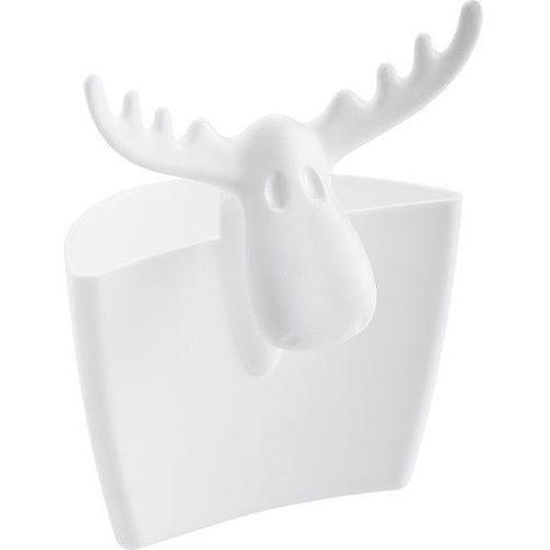 Pojemnik na kubek rudolf biały marki Koziol