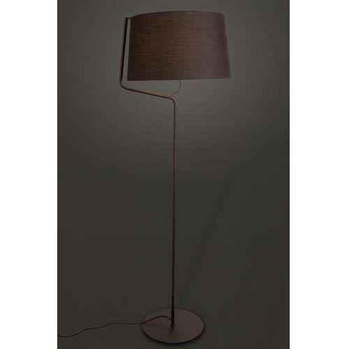 Lampa stojąca podłogowa MAXlight Chicago 1x100W E27 czarna F0036