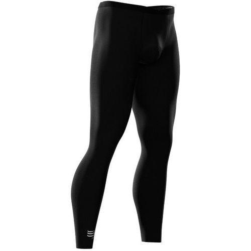 Compressport Running Under Control Spodnie do biegania czarny T3 / L 2018 Legginsy do biegania, kolor czarny