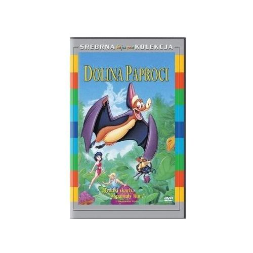 Dolina paproci (DVD) - Bill Kroyer
