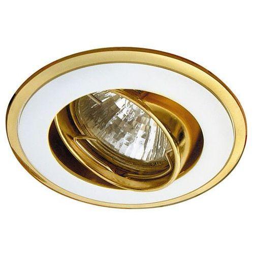 Candellux Oprawa stropowa uo-09 2262551 srebrno-złoty + zamów z dostawą jutro! (5906714852124)