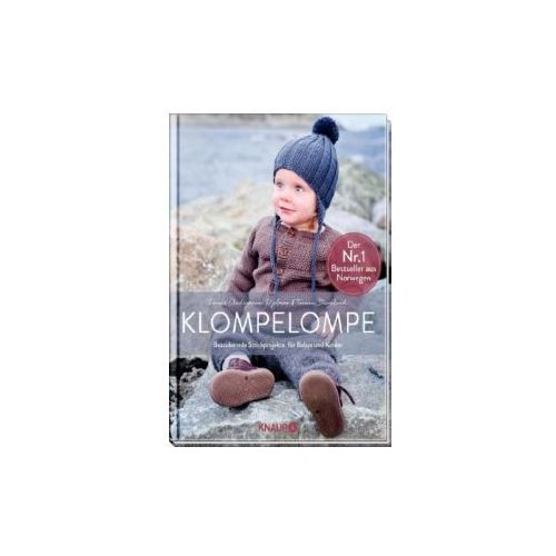 Klompelompe - Bezaubernde Strickprojekte für Babys und Kinder (9783426647660)