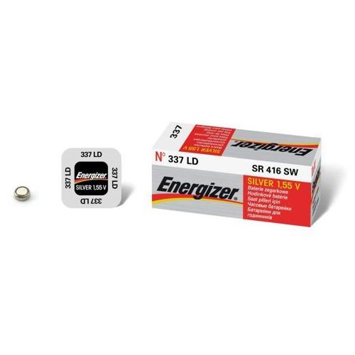 Energizer Bateria srebrowa mini 337/sr416sw