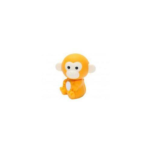 Iwako Gumka do ścierania - pomarańczowa małpka