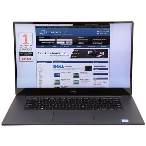 52441640 XPS marki Dell - notebook