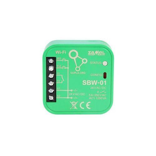 Sterownik bramowy Wi-Fi SBW-01 SUPLA ZAMEL, SPL10000002