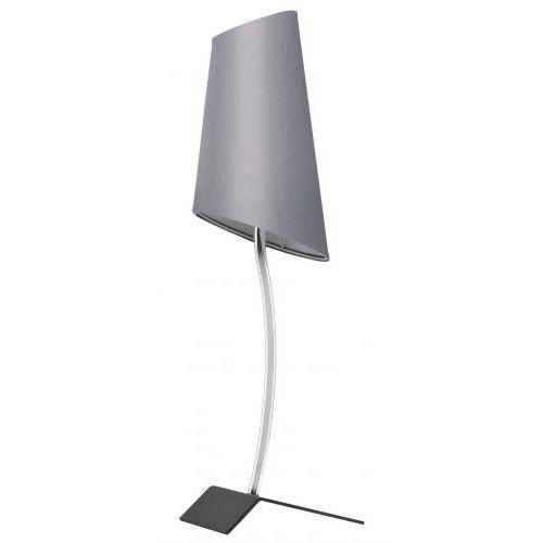 Lampex Lampa stołowa victoria popiel 337/lm pop - - sprawdź kupon rabatowy w koszyku
