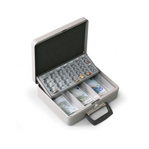 Kasetka na pieniądze z wkładką euro marki Wedo