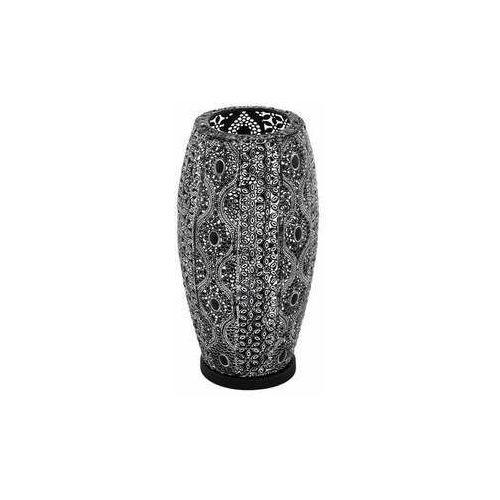 Eglo riyadh 43392 lampa stołowa lampka 1x40w e27 czarna