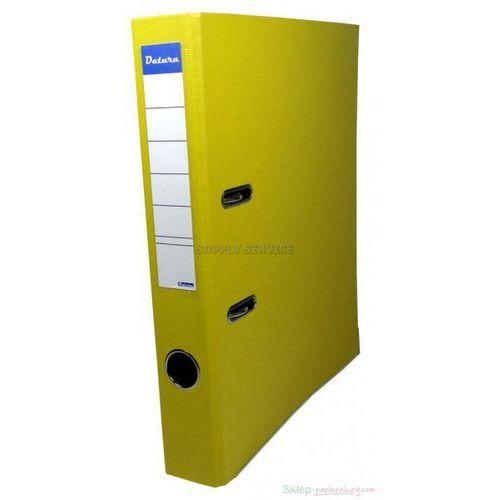 Segregator Datura A4/75 żółty (sek2870087D) Darmowy odbiór w 20 miastach!