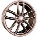 Wheelworld wh33 platin grau glänzend (pg plus) einteilig 9.00 x 20 et 30