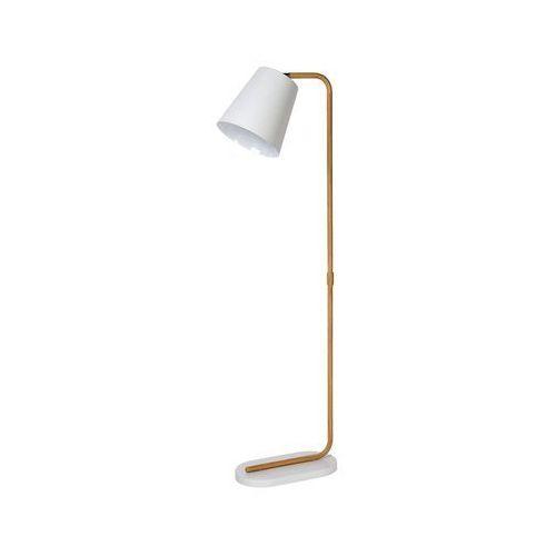 Lucide cona lampa stojąca biały, 1-punktowy - nowoczesny - obszar wewnętrzny - cona - czas dostawy: od 4-8 dni roboczych