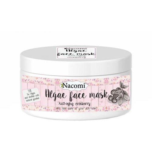 profesjonalna maska algowa przeciwzmarszczkowa, 100 ml marki Nacomi