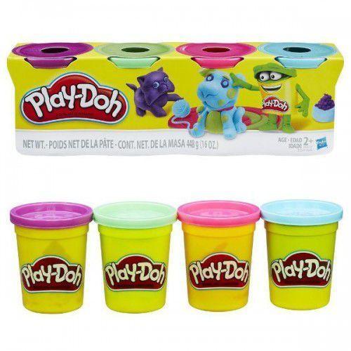 Play-Doh: Uzupełnienie 4 kolory - Hasbro OD 24,99zł DARMOWA DOSTAWA KIOSK RUCHU (5010994947033)