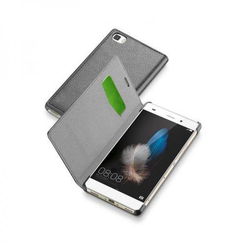 Etui CELLULAR LINE Book Essential do Huawei P8 Lite Czarny