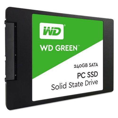 """WD Green 2,5"""" 240GB - produkt w magazynie - szybka wysyłka! (0718037852966)"""