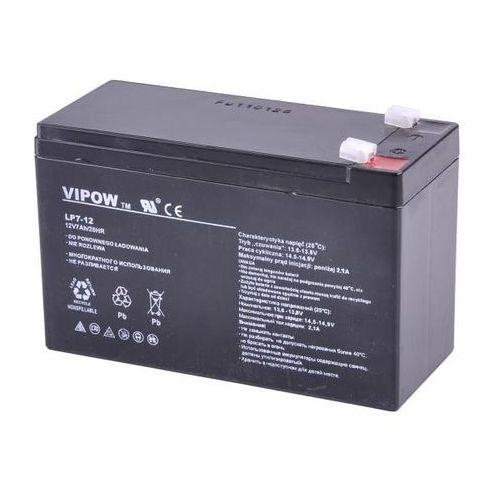 Vipow akumulator żelowy 12v 7.0ah 2.15kg (bat0211) darmowy odbiór w 21 miastach!