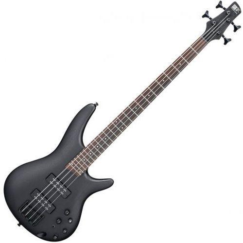 Ibanez SR 300EB WK Weathered Black gitara basowa (4515276877400)