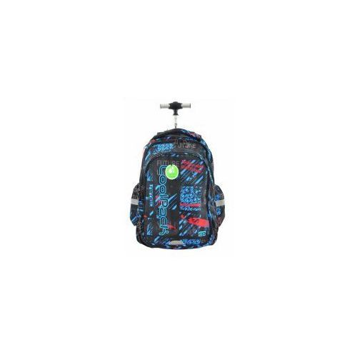 Coolpack plecak junior na kółkach model 2017 underground marki Patio