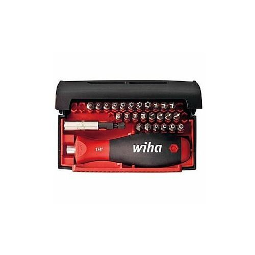 WIHA 7928 -928 Zestaw bitów Collector Security, mix, 27-cz. 09393