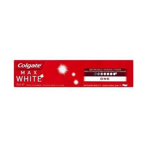 COLGATE 75ml Max White One Wybielająca pasta do zębów   DARMOWA DOSTAWA OD 250 ZŁ
