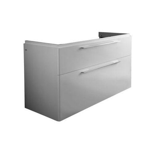 Koło Traffic szafka podumywalkowa 120 cm, wisząca, platynowy połysk - 89440000